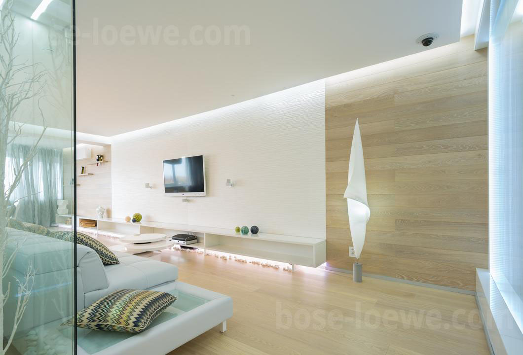 LOEWE Connect ID 55 DR+, BOSE Lifestyle 535, LOEWE BluTech Vision 3D