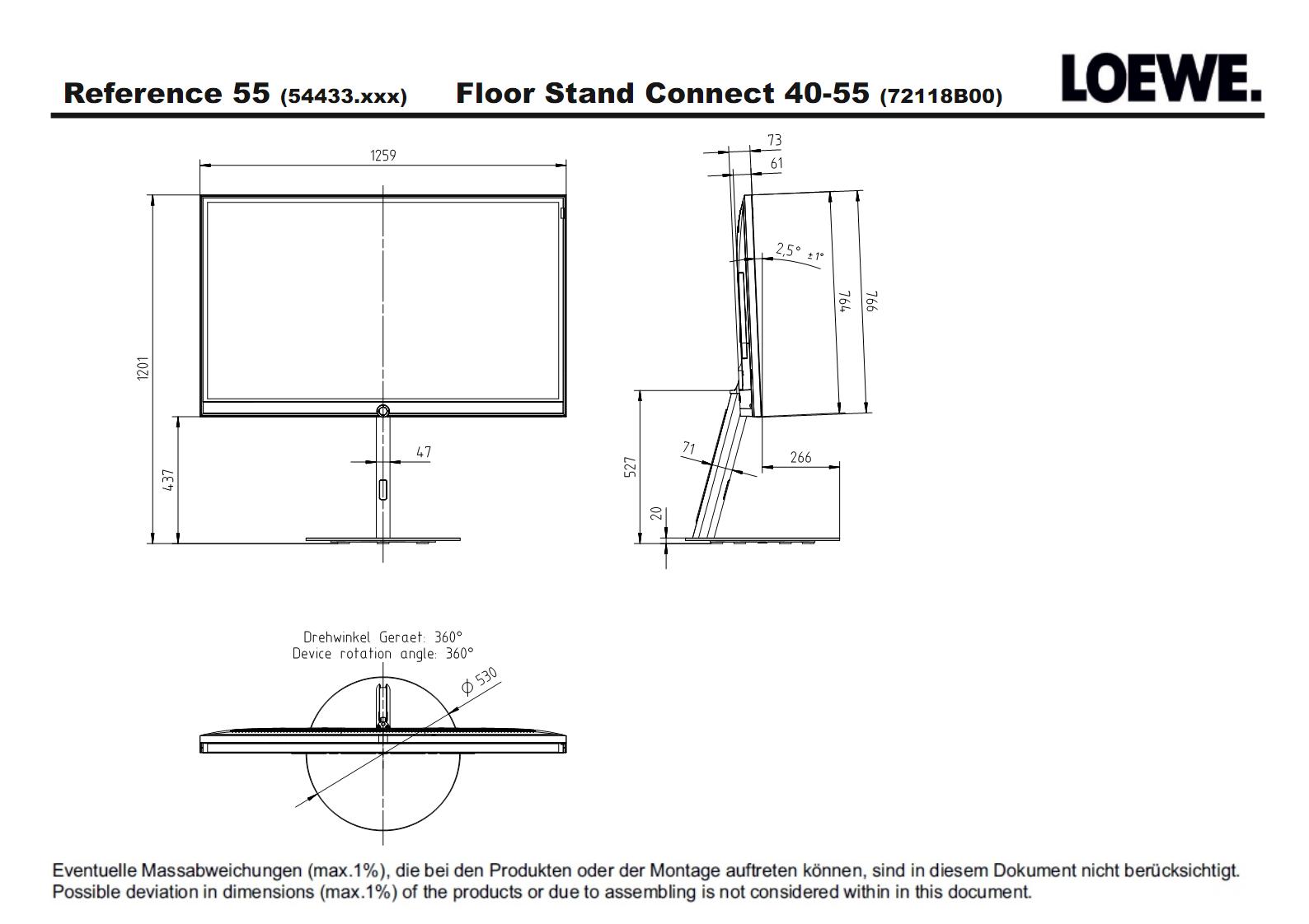 4 loewe reference uhd. Black Bedroom Furniture Sets. Home Design Ideas