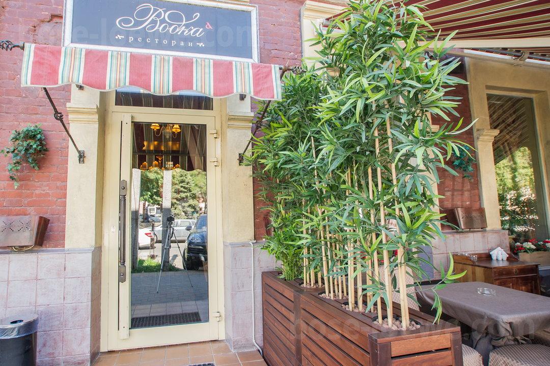 Ресторан «Водка» в Ростове-на-Дону