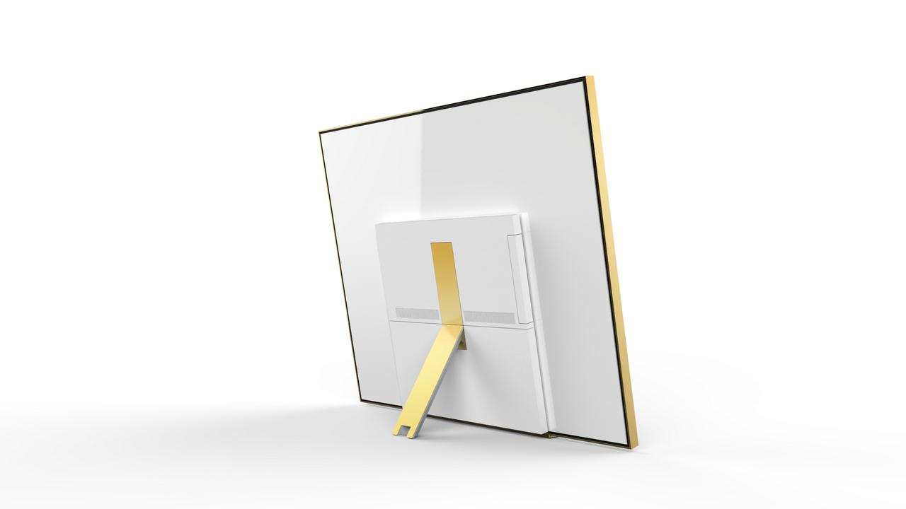 loewe reference id 55 gold. Black Bedroom Furniture Sets. Home Design Ideas