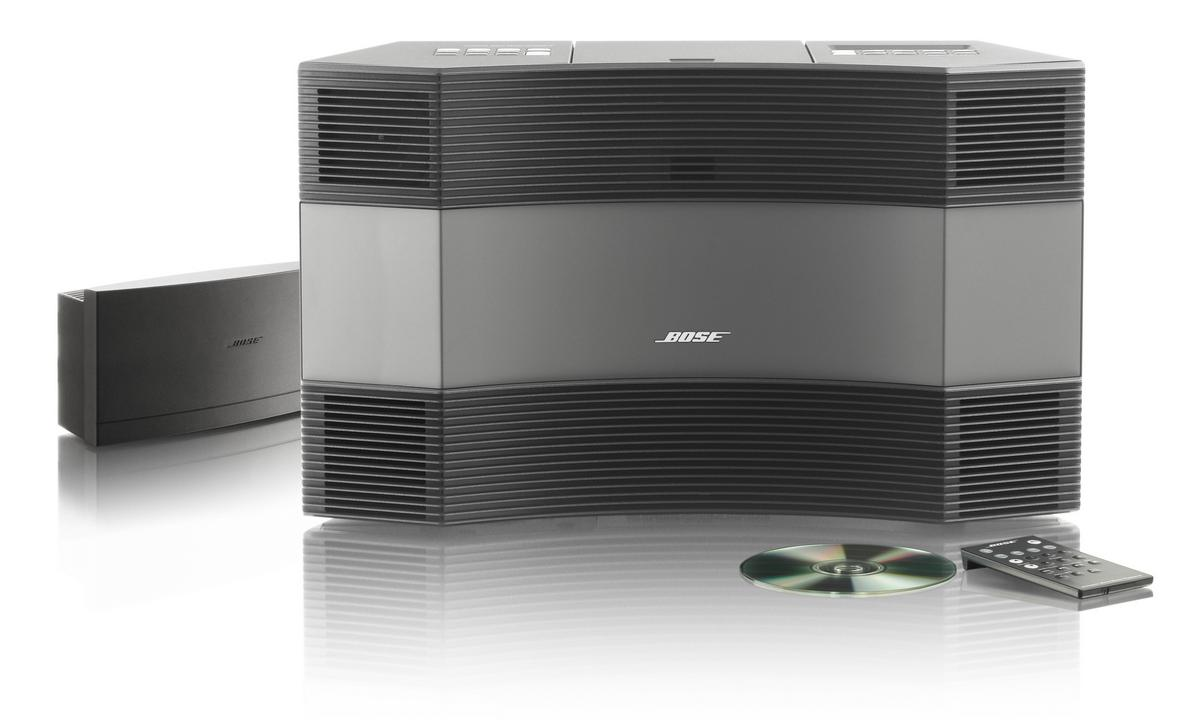 bose acoustic wave music system. Black Bedroom Furniture Sets. Home Design Ideas