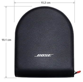 BOSE soundtrue ae headphones case