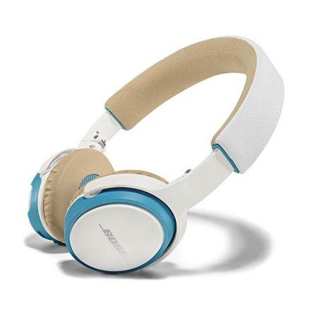BOSE SoundLink on-ear white