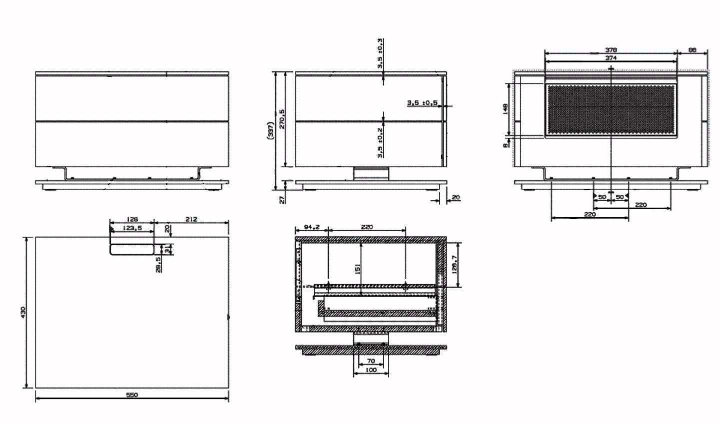loewe cube r reference. Black Bedroom Furniture Sets. Home Design Ideas
