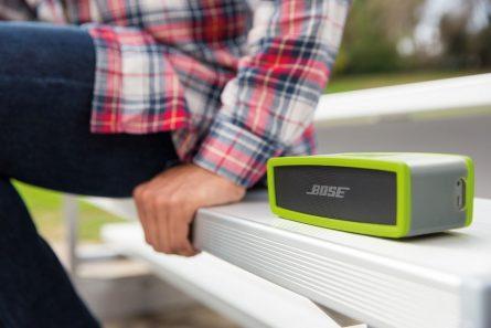 Мобильная Bluetooth колонка BOSE SoundLink Mini II Carbon