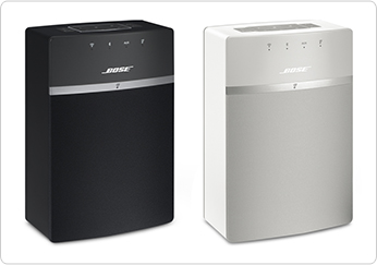 BOSE SoundTouch two color